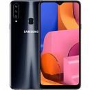 Samsung Galaxy A20S Xanh
