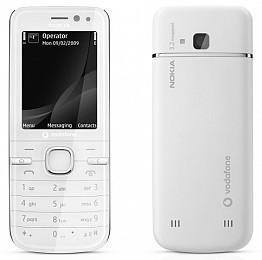 NOKIA 6700 màu trắng