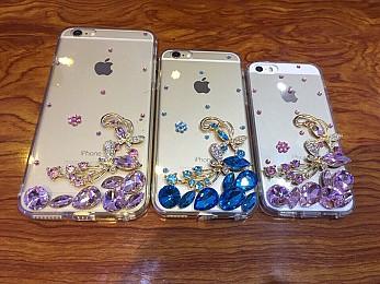 Ốp Lưng Đính Hạt Iphone 5/5S-6/6S-6Plus/6SPlus