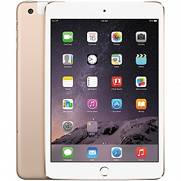 IPAD MINI 4 WIFI 16G GOLD