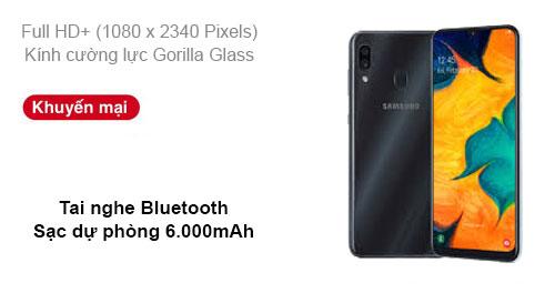 Galaxy A30 (Ram 4GB + 64GB)