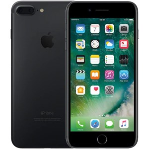 Iphone 7 Plus đen nhám 256 Gb
