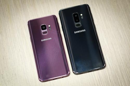Những đối thủ của bộ đôi Galaxy S9