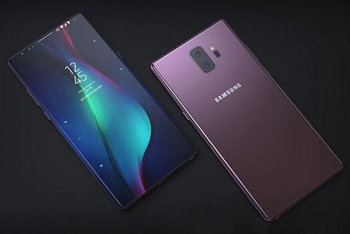 Galaxy Note9 sẽ ra mắt sớm 2 tháng