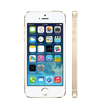 iPhone 5 32 GB -Gold