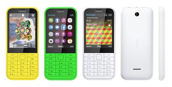 Vỏ máy Nokia 225