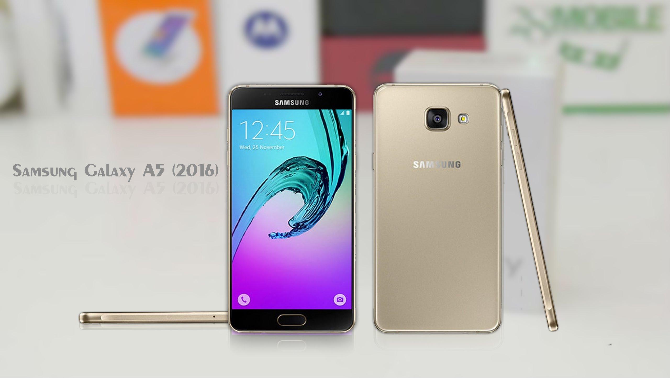 Samsung Galaxy A5- 2016
