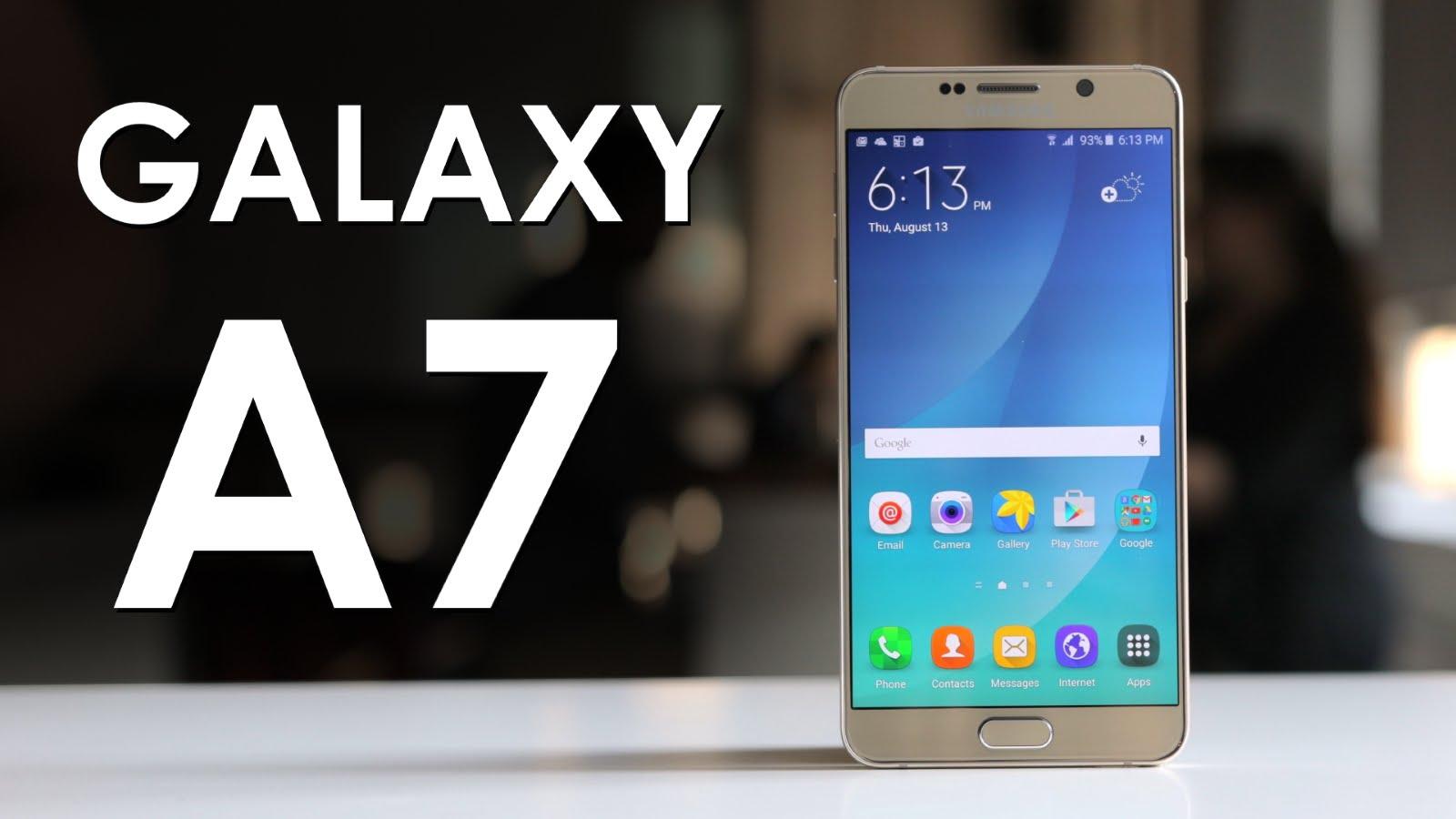 Samsung Galaxy A7- 2016
